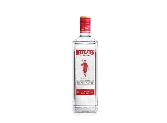 The Fresh New Beefeater