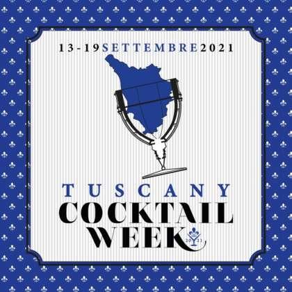 Tuscany Cocktail Week 2021 logo