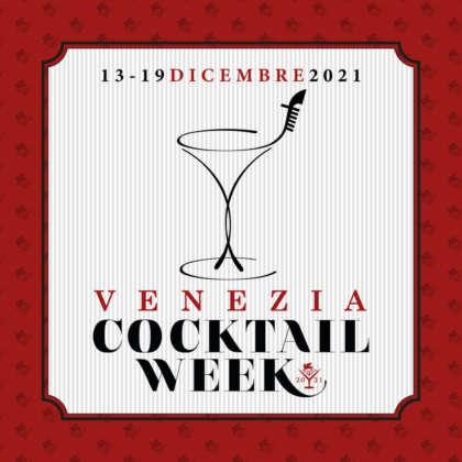 Venetia Cocktail Week 2021 logo