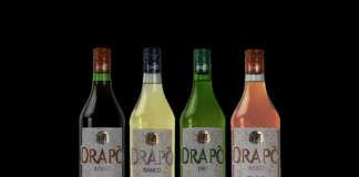 vermouth Drapò Tourin Vermouth