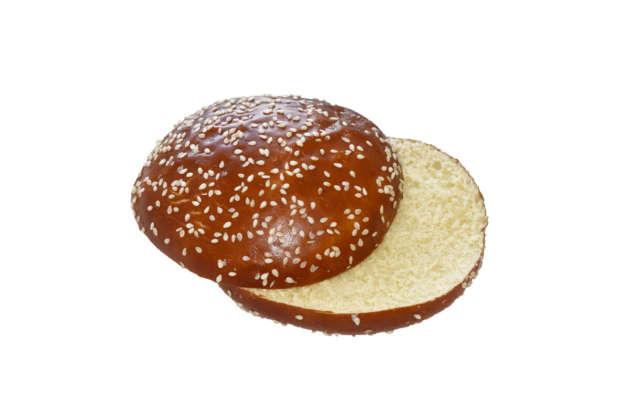 Burger BB-Brioche Breze con sesamo life