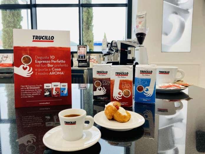 La campagna per i bar di Caffè Trucillo