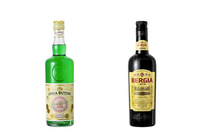 Coca Buton Rabarbaro Bergia