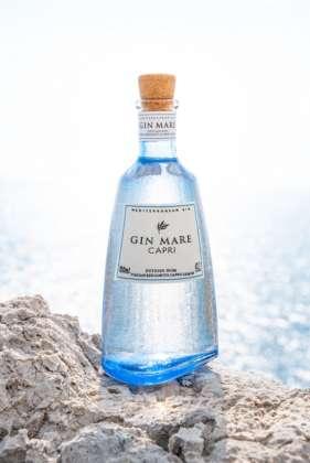 Gin Mare Capri bottiglia