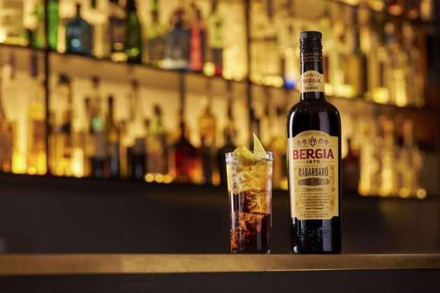 Rabarbaro Bergia_cocktail Rabarbaro & Seltz