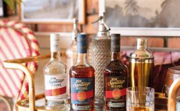 Ron Santiago de Cuba rum