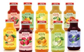 Succhi di frutta Bio Naty's