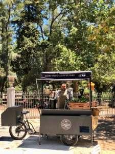 Morettino Coffee Bike Limited Edition