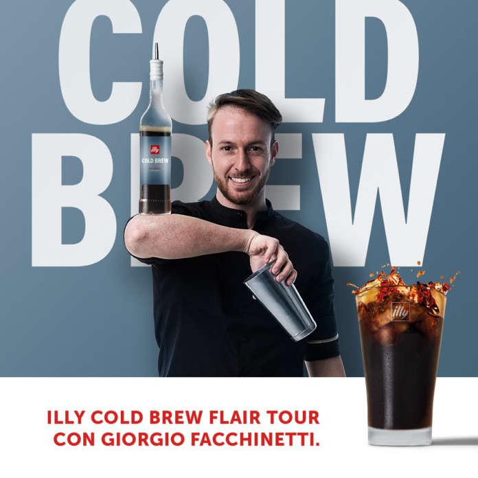 illycaffè Cold Brew Flair Tour