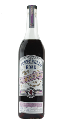 Portobello Road Sloe & Blackcurrant Gin