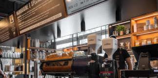 Costadoro Social Coffee alle Officine S di Torino