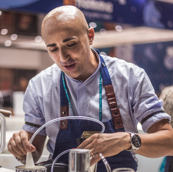 Gianni Cocco, Coffee Edition 2019, foto Romediastudio